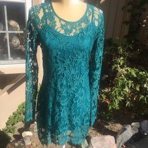 For Love and Lemons Maui Waui dress